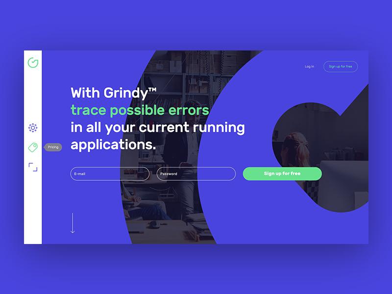 grindy web