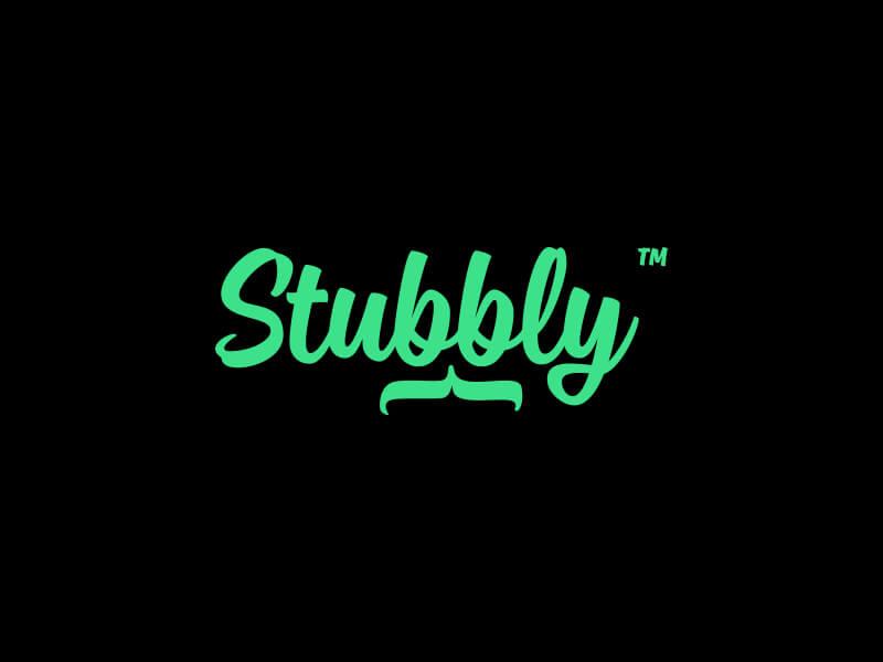 stubbly
