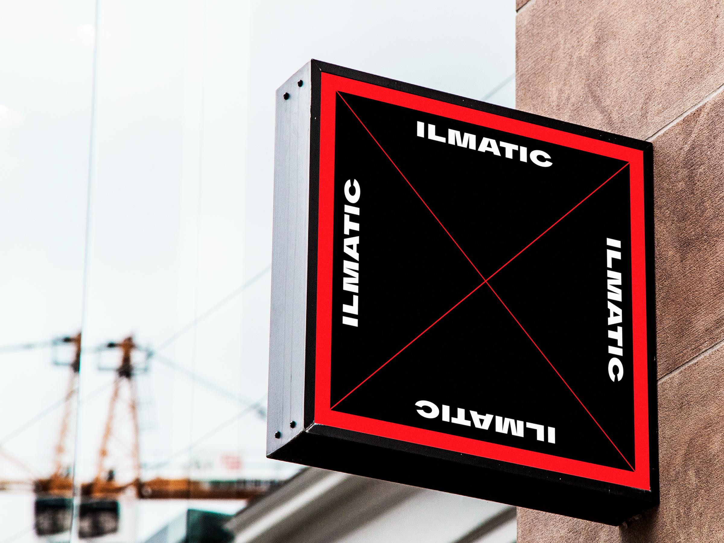 ilmatic branding