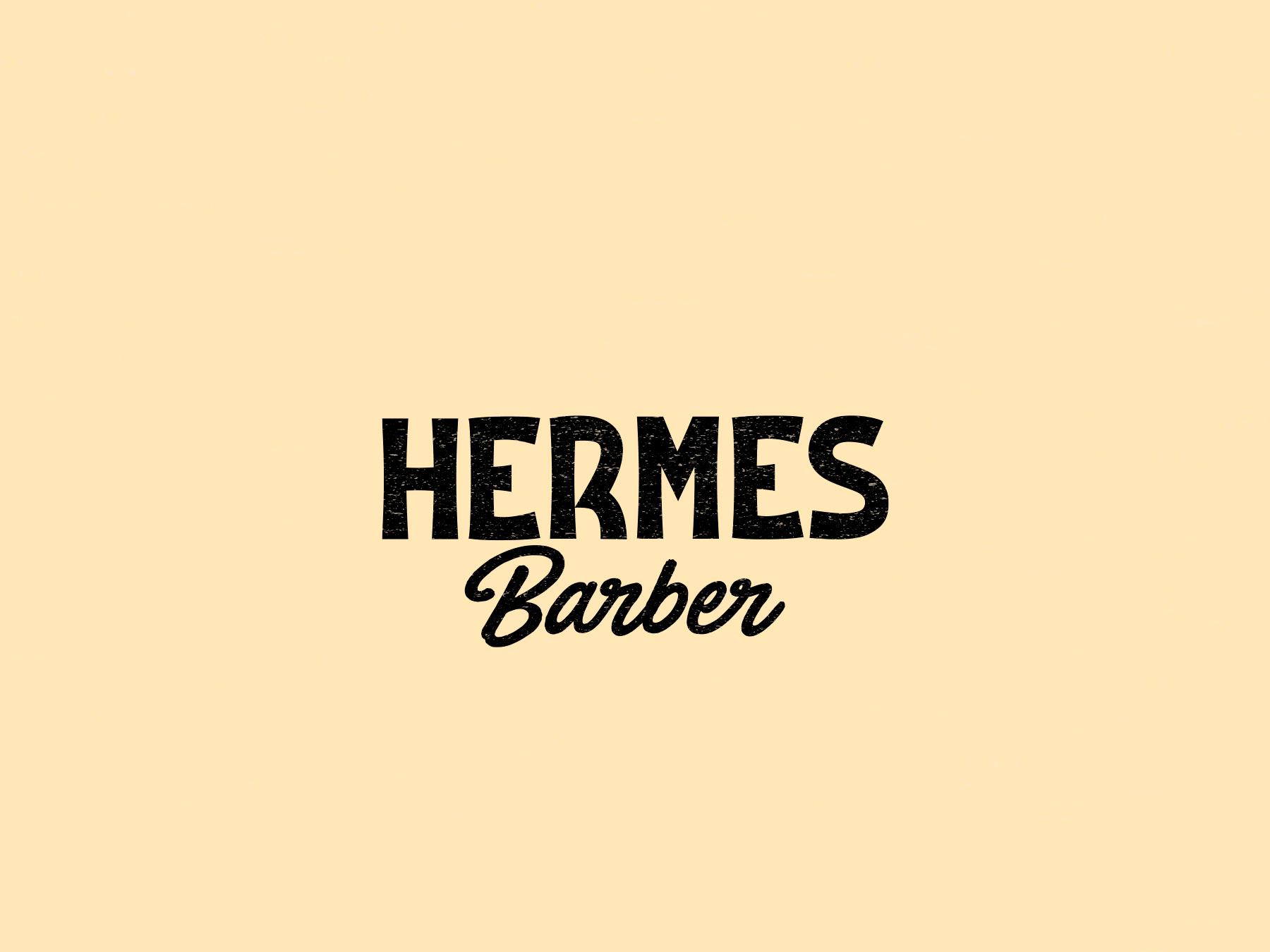 barber branding